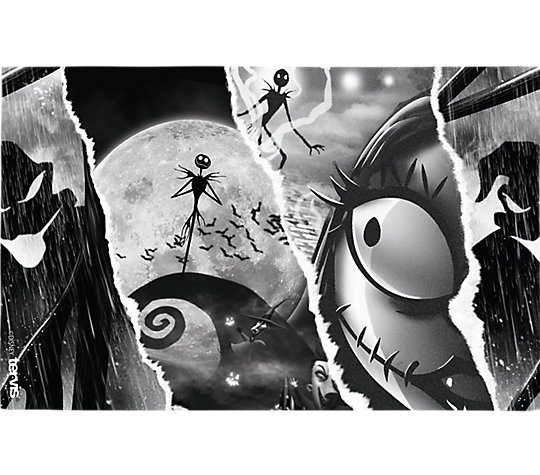 Disney - Nightmare Before Christmas - Torn Collage image number 1