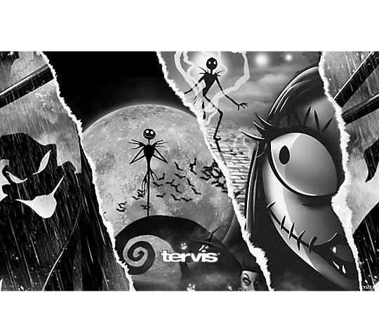 Disney® - Nightmare Before Christmas - Torn Collage image number 1