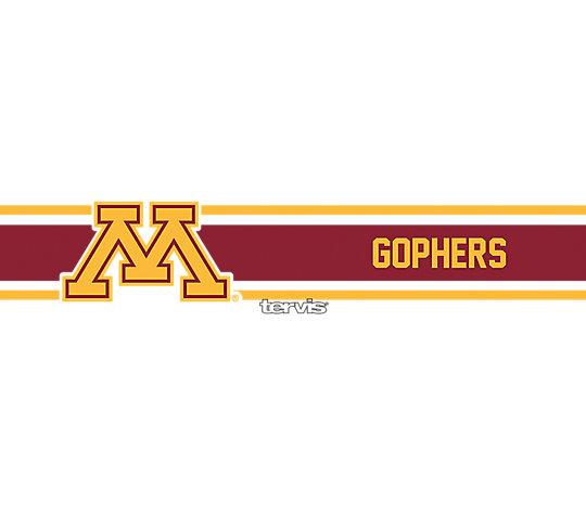 Minnesota Golden Gophers Stripes