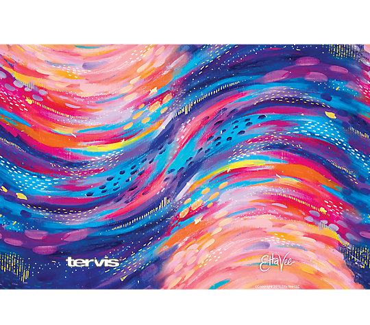 Ettavee Happy Abstract Tervis