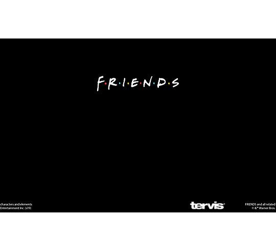 Warner Brothers - Friends Logo image number 1