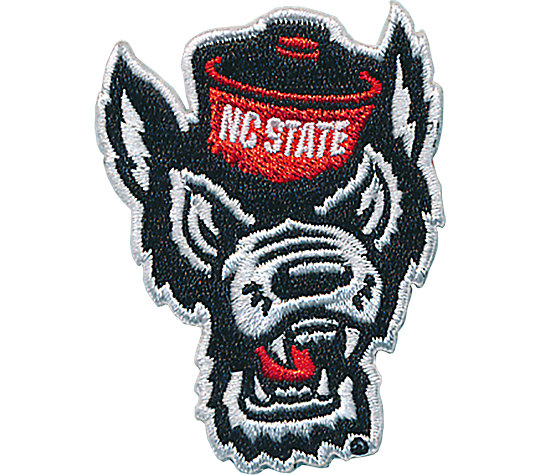 NC State Wolfpack Wolf Head