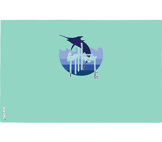 Guy Harvey® - Mint and Navy Marlin image number 1