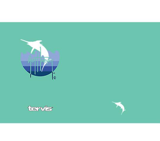 Guy Harvey® - Mint and Navy Marlin