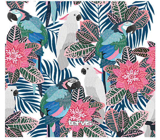Tropical Birds Collage image number 1