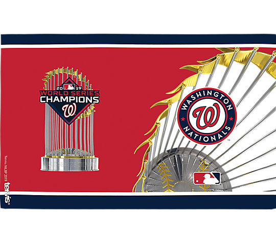 MLB® Washington Nationals™ World Series Champs 2019 image number 1