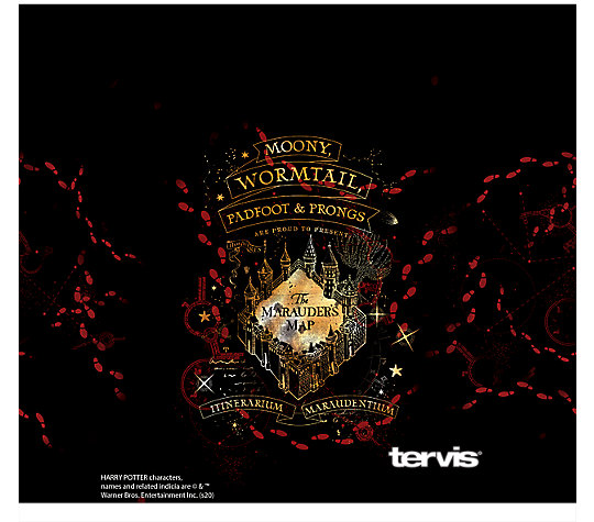 Harry Potter™ - Black Marauder's Map