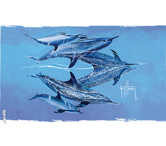 Guy Harvey® - Blue Dolphins image number 1