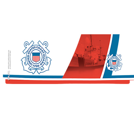 Coast Guard Forever Proud