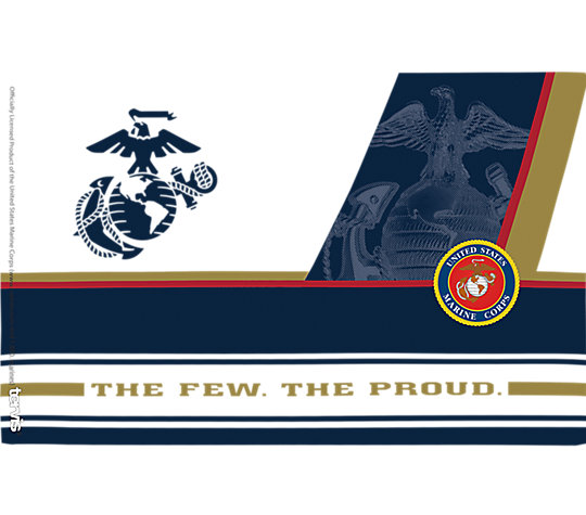 Marines Forever Proud