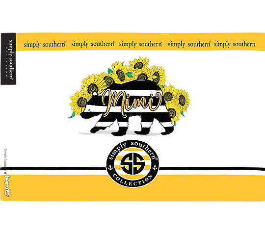 Simply Southern® - Mimi Bear Sunflower image number 1