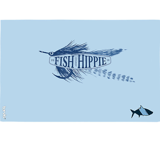 Fish Hippie - Blue Reaction image number 1