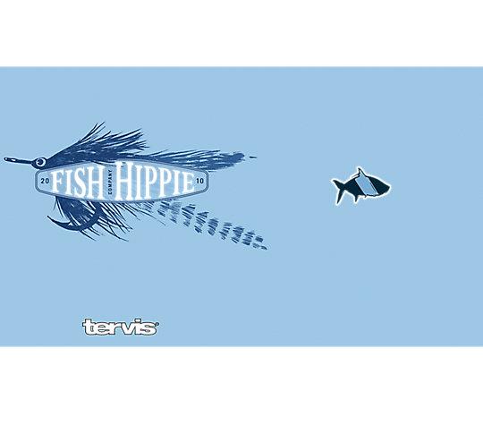 Fish Hippie - Blue Reaction