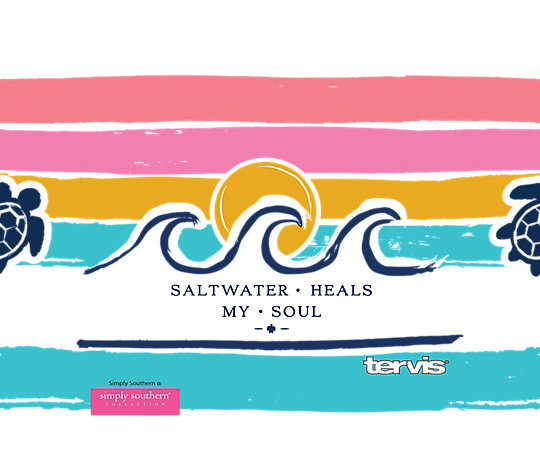 Simply Southern® - Salt Water Heals image number 1