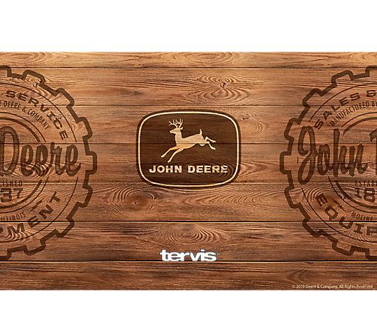 John Deere - Woodgrain