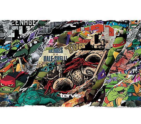 Nickelodeon™ - Teenage Mutant Ninja Turtles Collage