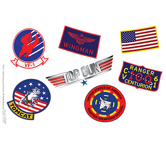 Top Gun - Patch Collage image number 1
