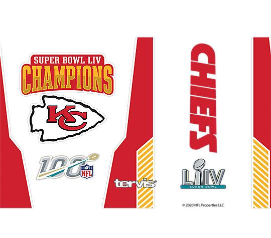 NFL® Kansas City Chiefs Super Bowl 54 Champs image number 1