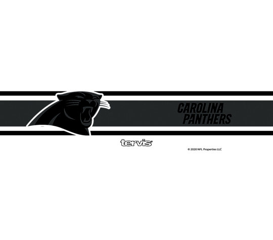 NFL® Carolina Panthers Black Stripe