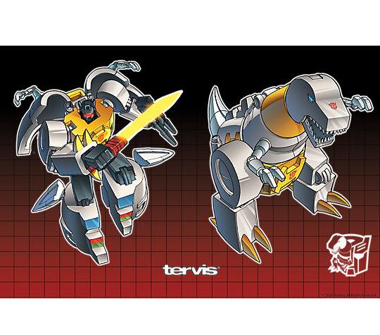 Hasbro - Transformers Grimlock G1 image number 1