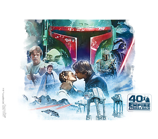 Star Wars™ - Empire 40th Collage