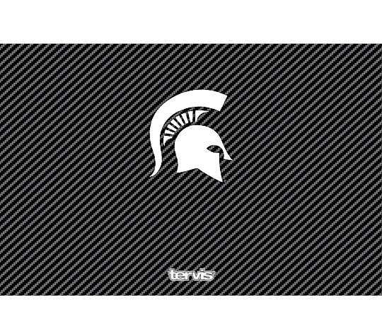 Michigan State Spartans Carbon Fiber
