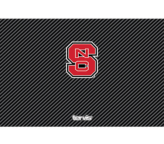 NC State Wolfpack Carbon Fiber