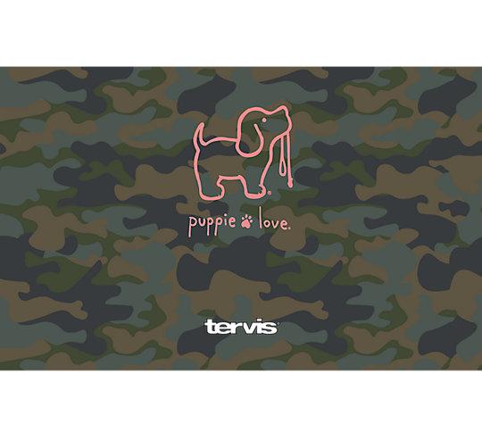 Puppie Love - Camo Puppie