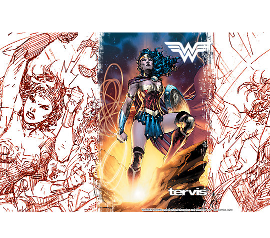 DC Comics - Wonder Woman Comic Art Collector's Edition image number 1