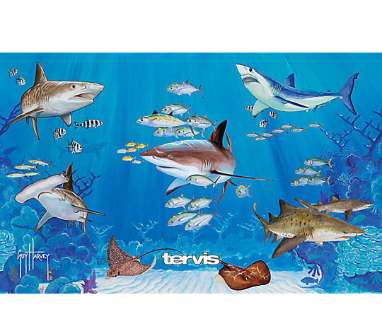 Guy Harvey® Shark Collage image number 1