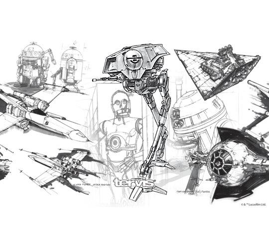 Star Wars™ - Storyboard image number 1