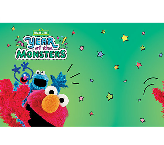 Sesame Street® - Year of the Monsters image number 1