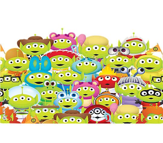 Disney/Pixar Alien Collage