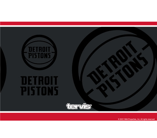 NBA® Detroit Pistons  Blackout