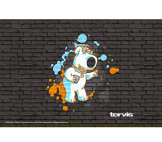 Fox™ - Family Guy Brian Graffiti Limited Edition image number 1
