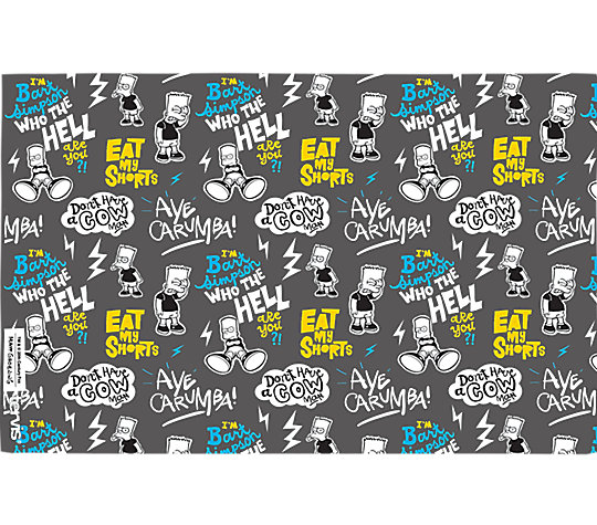 Fox™ - Simpsons - Bart Pattern image number 1