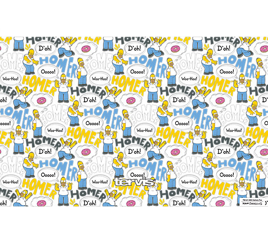 Fox™ - Simpsons - Homer Pattern image number 1