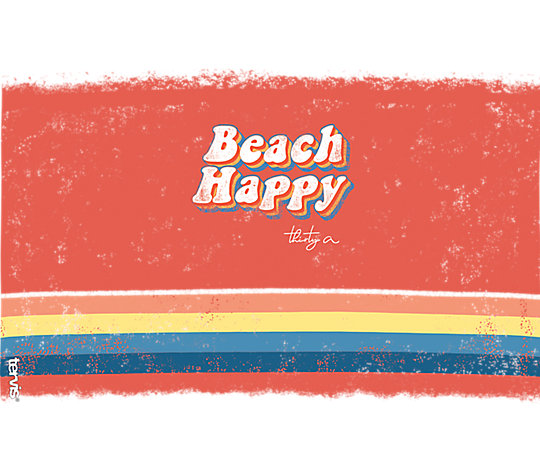 30A Beach Happy Retro Stripes image number 1