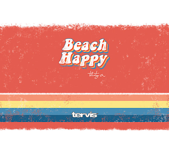 30A Beach Happy Retro Stripes image number 1