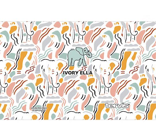 Ivory Ella - Abstract Elephant