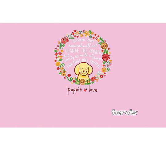 Puppie Love - Flower Wreath image number 1