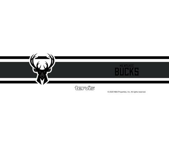 NBA® Milwaukee Bucks  Black Stripe