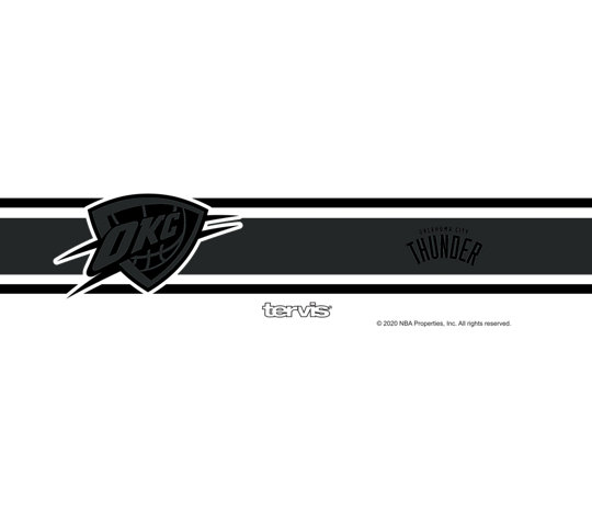 NBA® Oklahoma City Thunder  Black Stripe