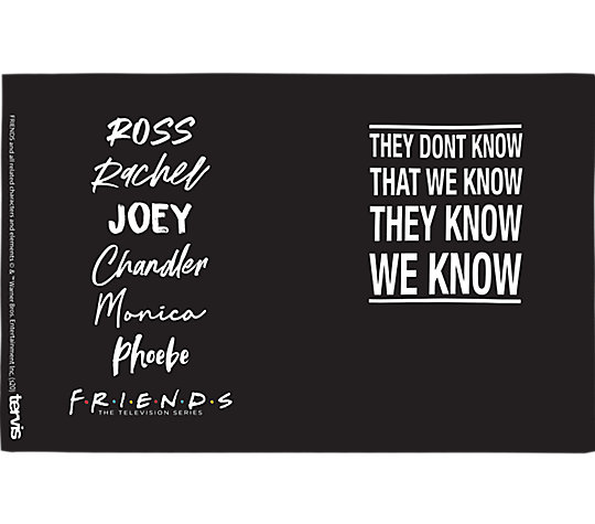 Warner Brothers - Friends They Don't Know