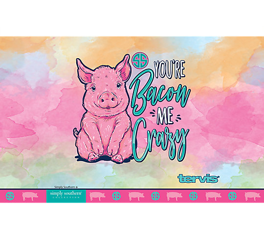 Simply Southern® - You're Bacon Me Crazy