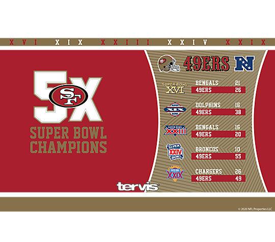 NFL® San Francisco 49ers Legacy