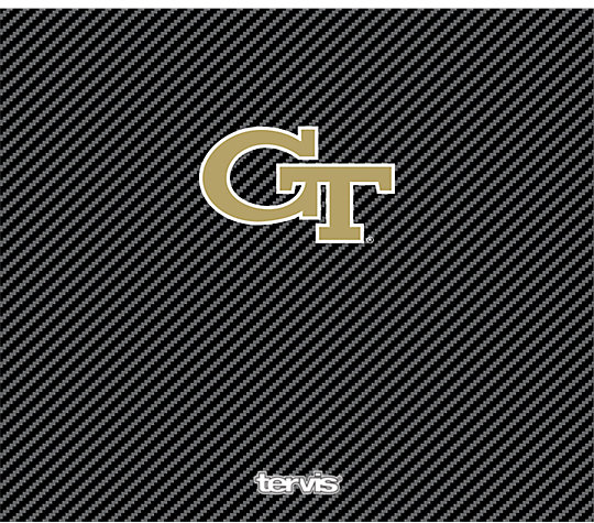 Georgia Tech Yellow Jackets Carbon Fiber