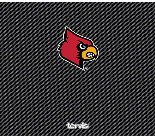 Louisville Cardinals Carbon Fiber