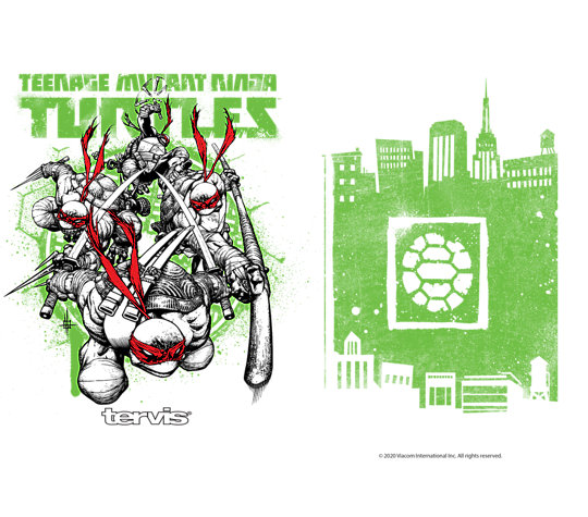 Nickelodeon™ - TMNT Red Bandanas Collector's Edition image number 1