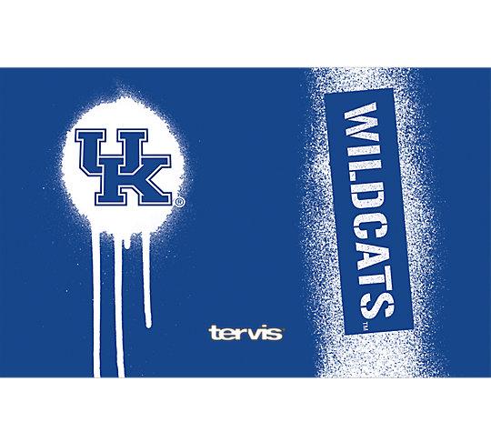 Kentucky Wildcats Graffiti